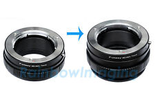 Minolta MD Lens to Sony NEX a6500 a6000 a5100 Adapter/ Macro Focusing Helicoid