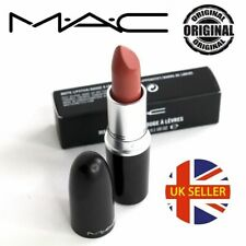 MAC Matte Lipstick Velvet Teddy PRO Lipstick Shades Full Size In Box UK SELLER
