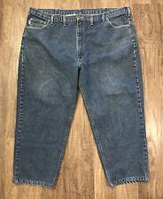 Carhartt B17 HDK Relaxed Fit Denim Dark Blue Jeans Men's Size 48x28 (48x30)