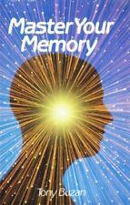Master Your Memory-Tony Buzan, 9780715389744
