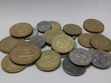 Finlandia. Lote de Monedas. De los años 50.  Markkaa. SUOMEN TASAVALTA