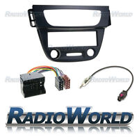 Renault Megane 2008 to 2013 Stereo Radio Fascia KIT Facia Plate / Panel Adaptor