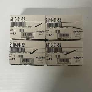 Lot of 4 Rev-A-Shelf Complete Positioning Stops 6110-01-52
