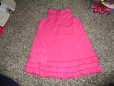 FLORENCE EISEMAN 3T PINK DRESS W FLOWERS