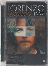 LORENZO JOVANOTTI RACCOLTO 1997 DVD SIGILLATO!!!