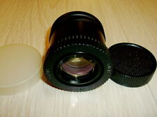Projection lens Triplet  f/2.8/78 mm helicoid SLR M42 mount CANON PENTAX SONY