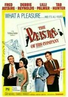 The Pleasure of His Company DVD Fred Astaire Debbie Reynolds New Plays Worldwide