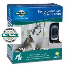 PetSafe Bark Control Rechargeable No Bark Collar Auto Adjust PBC00-15999