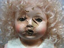 """14"""" vintage E.I. Horseman doll"""