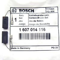 Bosch Carbon Brushes GEX 150 ACE GWS 650 9-125 C CE 7-115 old model 1607014116