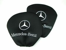 MERCEDES-BENZ HEAD REST COVERS A B C CL CLC CLK CLS E ML SL SLK AMG S - CLASS