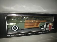CHRYSLER 1948 TOWN&COUNTRY MOTOR CITY CLASSICS 1:18 REF.5007