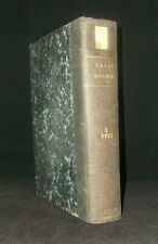 La REVUE MARITIME - Reliure 1er semestre 1922 - 6 numéros