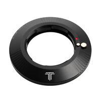 TTArtisans Lens Adapter for Leica M mount lens to HASSELBLAD X1D X1D2 camera