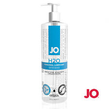 System JO H2O Water Based Personal Lubricant Sex Lube 16oz
