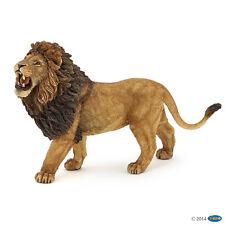 Papo 50157 Löwe brüllend 12 cm Wildtiere