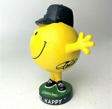 Autographed Cesar Ramos Tampa Bay Rays 2014 Signed Mr. Happy Bobble Dobble