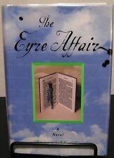 The Eyre Affair by Jasper Fforde - Signed 1st Hb Edn.