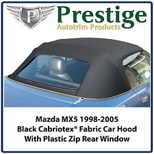 Mazda MX5 MX-5 Eunos MK2 NB Car Hood Hoods Roof Roofs Mohair Fabric 1998-2005