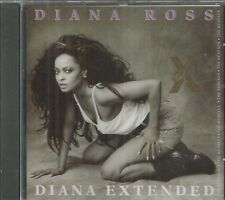 DIANA ROSS - Diana Extended/The Remixes - CD - BRAND NEW