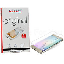 Genuine ZAGG Invisible Shield Screen Protector For Samsung Galaxy S6 Edge+ Plus