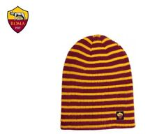 AS ROMA CAPPELLO RASTA RIGHE UNISEX BY CASTELLANO OFFICIAL PRODUCT 7611a4d18b6b