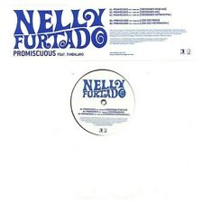 """Nelly Furtado Feat. Timbaland - Promiscuous 12"""" Promo Vinyl NEW Hip Hop, Pop"""