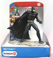 SCHLEICH JUSTICE LEAGUE REF 22502 - BATMAN IN FIGHTING STANCE - BRAND NEW!