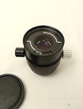 (C) Nikon Nikkor UW 80mm f/4 S#165466