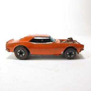 Vintage Hot Wheels Redline Heavy Chevy   Orange