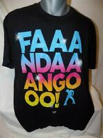 WWE Fandango Shirt INTRO XL Dance Tee WWF Wrestling NXT Summer Rae