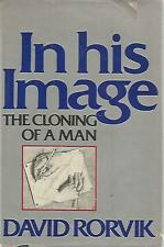 N90 In his image The cloning of a man David Rorvik In Inglese 1978