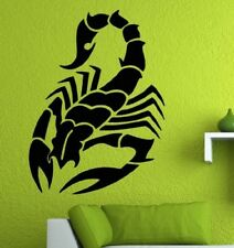 """Large Scorpion Removable Wall Vinyl Decal Sticker 30"""" X 22.1"""""""