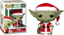 Funko Pop Vinyl - Star Wars - Holiday Yoda 277