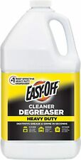 Easy Off Heavy Duty Degreaser-Cleaner, 128 Ounce - Free Shipping