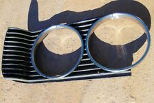 Classic Radiator Grill Section TOYOTA CROWN CUSTOM  circa 1972 Grille Wall Art