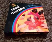 VINTAGE 1970 MAD MARBLES GAME BY AIRFIX GAMES COMPLETE LOVELY CONDITION RARE