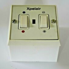 Xpelair HC302 Fan Heater Controller 3kW without Thermostat. Product No. 97027B
