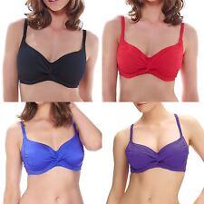 Fantasie Swimwear Los Cabos Twist Front Full Cup Bikini Top 6152