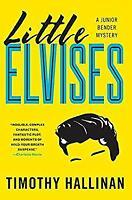 Little Elvises Paperback Timothy Hallinan