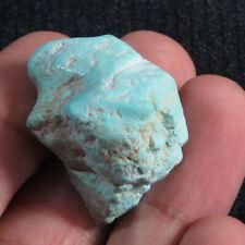 68.1Ct Natural Untreated Turquoise Rough Specimen MYST1330