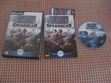 PC MEDAL OF HONOR SPEARHEAD EXP COMPLETO VERSION ESPAÑOLA JUEGO DE ORDENADOR