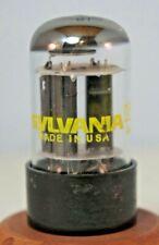Sylvania 5692 Audio TUBES 6SN7 Calibrated TV7 test 104 & 104/50    Guaranteed