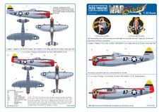 Kits-mundo 1/32 P-47D Thunderbolt 368th FG # 32028