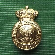 British Army Military Cap Badge : Free UK Postage and Make Me an Offer !    AG