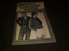 Unauthorized Biography Paul Michael Glaser David Soul Starsky & Hutch Book