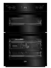 Beko BDF22300B Built-in Electric Double Oven-Black