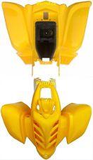 ATV Quad Body Plastic fender 110cc 125cc RedCat 150cc Roketa Yamoto 250cc Yellow