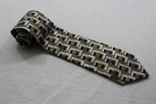 KR4244 Juka  Krawatte  Mehrfarbig gemustert Neuwertig