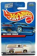 2000 Hot Wheels #171 '56 Ford Truck on sqr card
